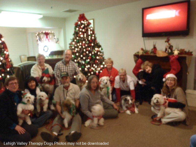 Devon House visiting group